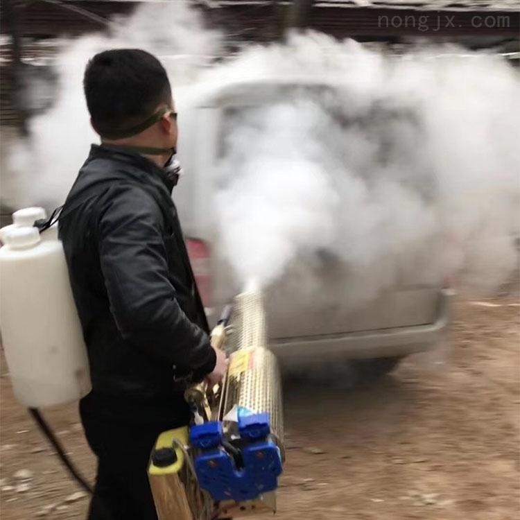汽油卫生所防疫弥雾机价格