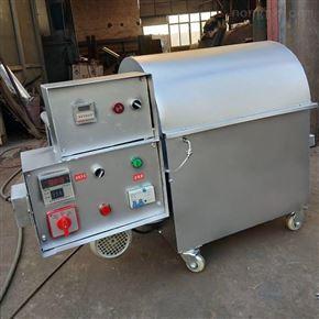 xnjx-30自动控温不锈钢花生瓜子炒货机