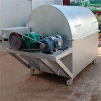大型不锈钢滚筒花生瓜子炒货机