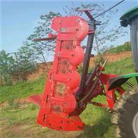 拖拉机后置圆盘割草机