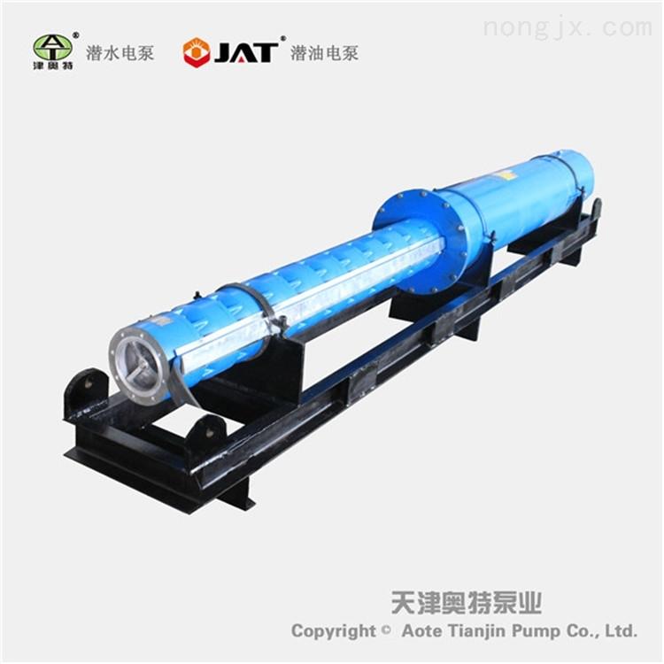 卧式矿用深井泵_强排高压泵_矿井泵