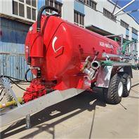 雨林工厂直销液态肥抛洒机 沼液厩液喷洒车