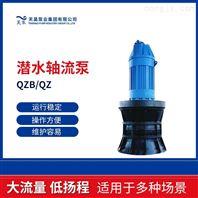 惠州泵房改造用1200QZB潜水轴流泵生产厂家