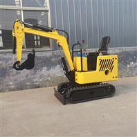 挖土沟机建筑家用微型挖掘机