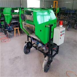 5552型全自动秸秆包膜机 玉米秸秆打包机 供应