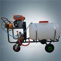 园林苗圃杀虫喷雾机 200升容量高压喷药机