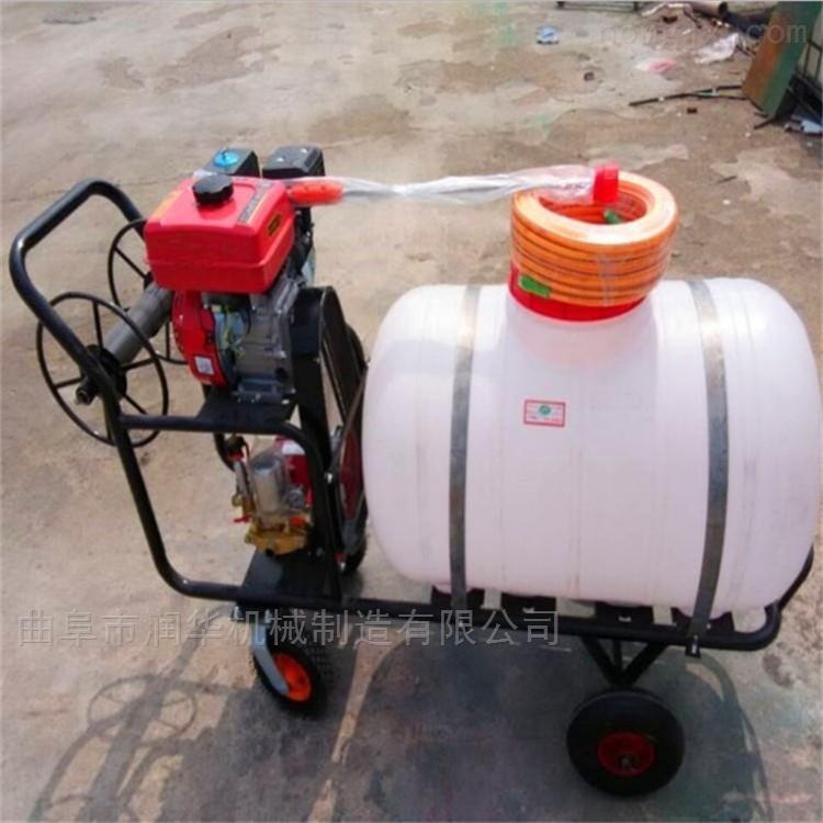 养殖场消毒灭菌喷雾机 拉管式300升喷药机