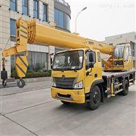 太原市东风8吨汽车吊 8吨吊车报价 可分期