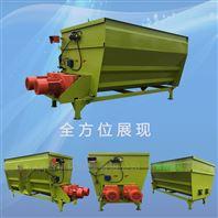 拖拉机牵引式TMR搅拌机 养牛青储拌料机