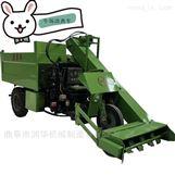 四轮五立方牛厂清粪车 牛粪运输一体机