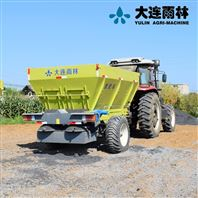 2FGB系列拖拉机自带扬粪机 农用撒肥车