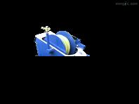 微型卷盘式喷灌机