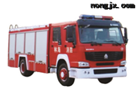 消防水罐车
