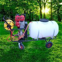饲养场消毒高压喷雾器 自动卷管喷药机