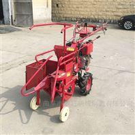 手扶拖拉机前置玉米收获机 单行玉米摘穗机
