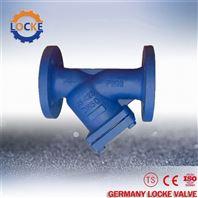 进口铸钢Y型过滤器知名品牌德国洛克