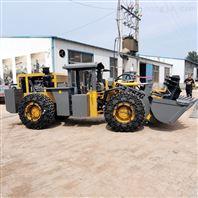 新款集装箱用矮体装载机  窄体铲车价格
