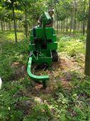 圆弧刀带土球挖树机移树机起球机