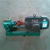齿轮油泵 电动油脂泵2CG低压油泵-华潮