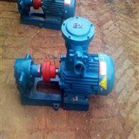 华潮牌2CG-18/0.36高温齿轮泵不锈钢保温泵