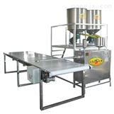 自动搅浆熟化红薯蕉藕粉条机