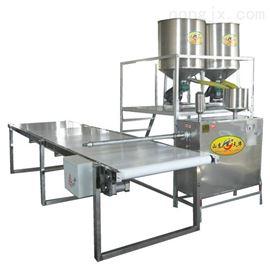 THF-180SZ大型双搅拌供料粉条机平行出条不粘连