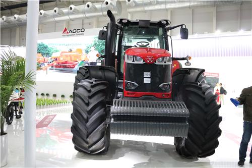 上半年我国农业机械化强劲发展