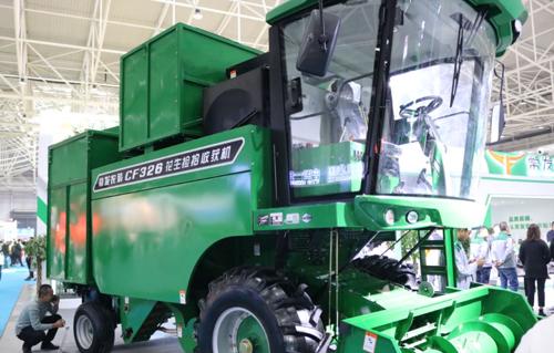 刘宪:2020年农机化发展形势持续向好