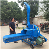 RF-ZCJ-80青干玉米秸秆铡草机 传送带进料揉丝机